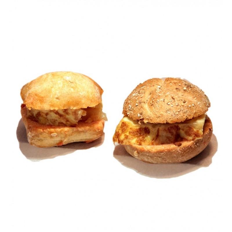 Monta tu bandeja de 10 minibocadillos de la casa el for Monta tu cocina