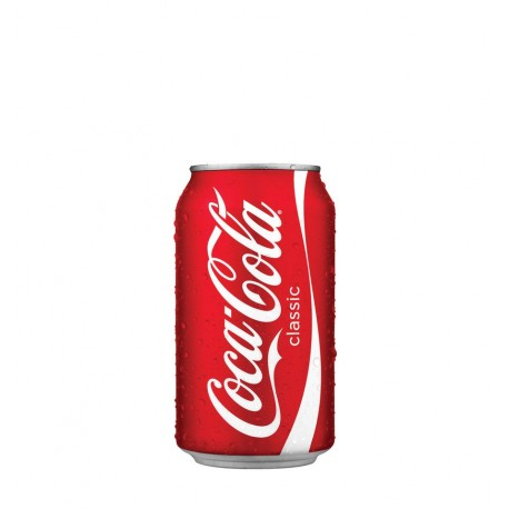 Coca-cola lata 33cl